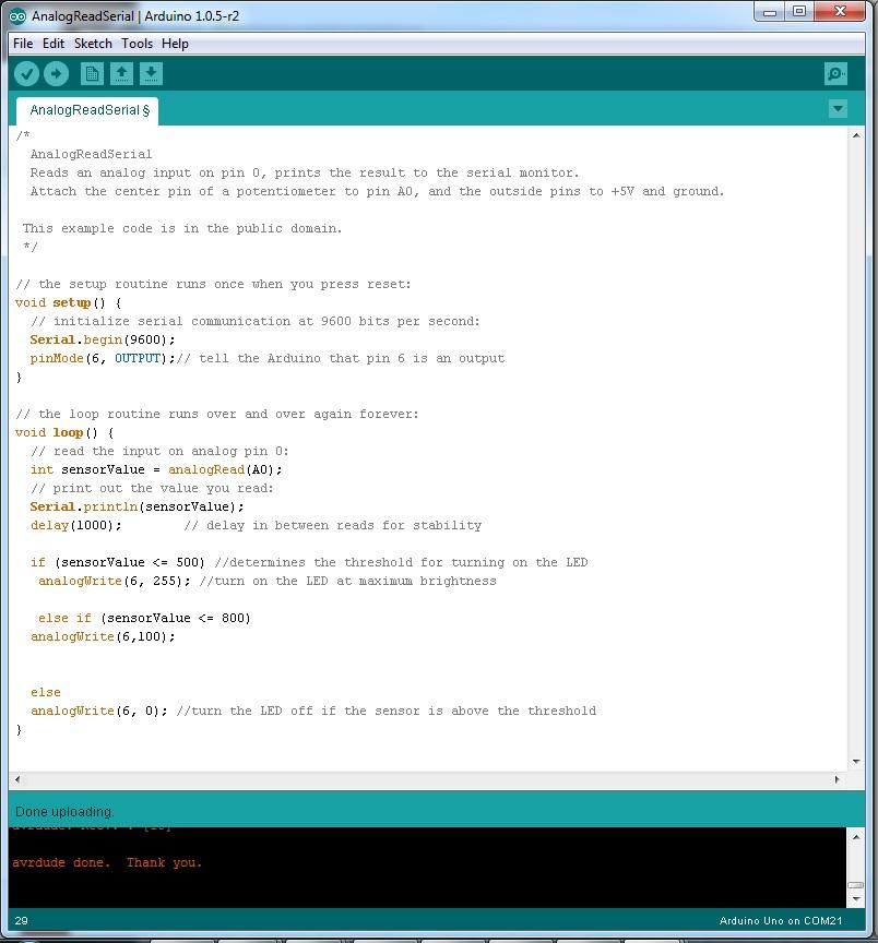 PWM : digitalWrite vs analogWrite - Arduino Forum