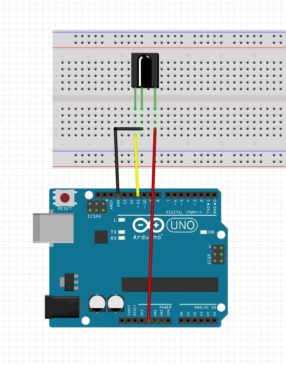 Smart Power Strip Blynk Arduino Pro Mini ESP-01